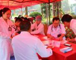 2015重阳义诊活动