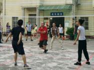 2015职工气排球赛